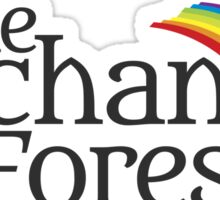The Enchanted Forest Sticker
