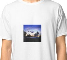 Caribbean Sunset Classic T-Shirt