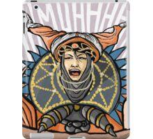 Rita Repulsa villain iPad Case/Skin