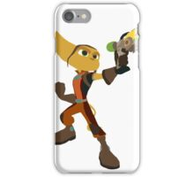 Ratchet With Blaster iPhone Case/Skin