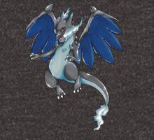 Mega Charizard X  by RewbyFox