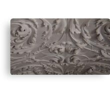 Carving Canvas Print