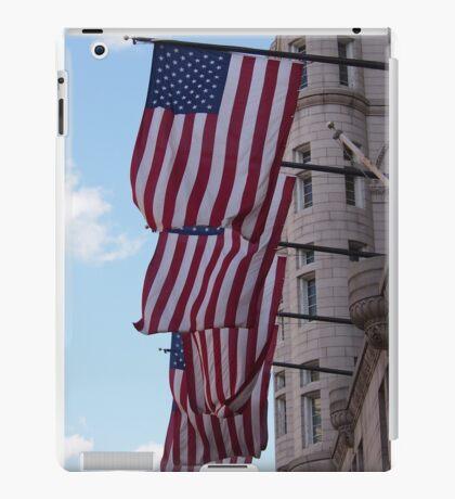 Washington Flags iPad Case/Skin