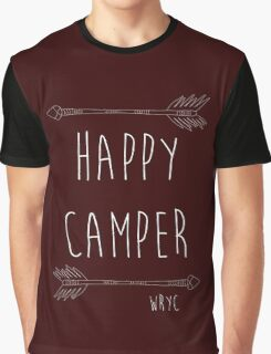 Happy Camper - WRYC Graphic T-Shirt