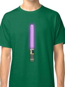 Star Wars - Mace Windu's Light 'Saver' Classic T-Shirt