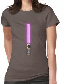 Star Wars - Mace Windu's Light 'Saver' Womens Fitted T-Shirt