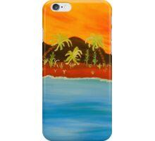 Calm Beach iPhone Case/Skin