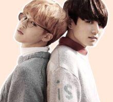 BTS JIMIN&JUNGKOOK | PEACH Sticker
