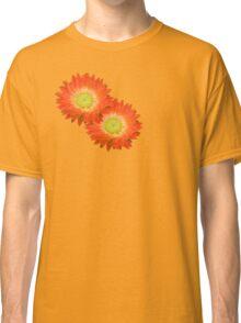 Daisy - Orange and Yellow Classic T-Shirt