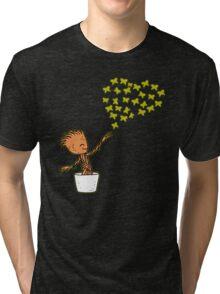 A message of Love B Tri-blend T-Shirt