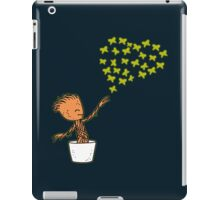 A message of Love B iPad Case/Skin