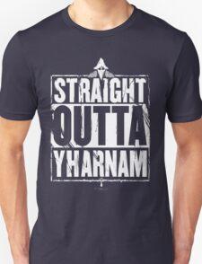 Straight Outta Yharnam Unisex T-Shirt