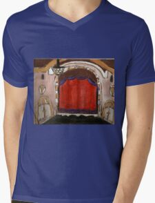 On Broadway(The Golden Theatre-NYC) Mens V-Neck T-Shirt