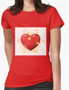 Love Passion Heart Red  T-Shirt