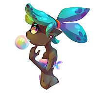 Lyzzy Inkling Photographic Print