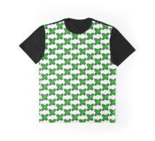 Cross-Stitch Cross Graphic T-Shirt