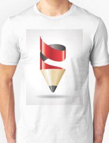 creative pencil Unisex T-Shirt