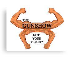 The GUNSHOW Canvas Print