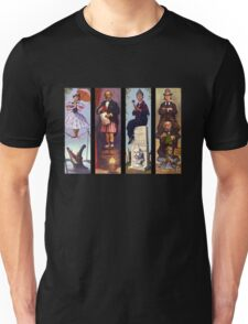 All characther haunted mansion Unisex T-Shirt