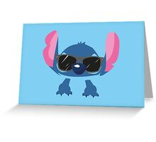 COOL STITCH Greeting Card