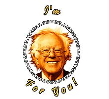 I'm Bernin' For You! (Clear / Clear) Photographic Print