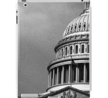 Monochrome Capitol iPad Case/Skin