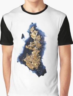 Golden island Graphic T-Shirt