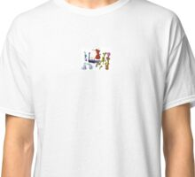 A Collection of the Surrealist Works of Desmond Morris Classic T-Shirt
