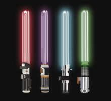Star Wars - All Light Savers  One Piece - Short Sleeve