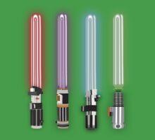 Star Wars - All Light Savers  Kids Tee