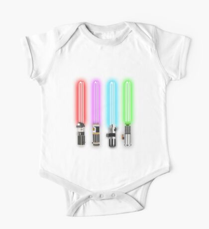 Star Wars - All Light Savers  One Piece - Short Sleeve