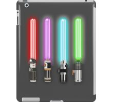 Star Wars - All Light Savers  iPad Case/Skin