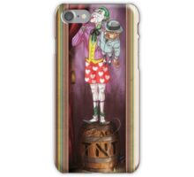All haunted mansion iPhone Case/Skin