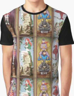 All haunted mansion Graphic T-Shirt