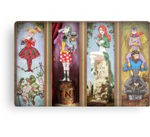 All haunted mansion Metal Print