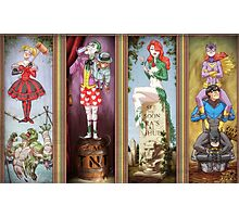 All haunted mansion Photographic Print