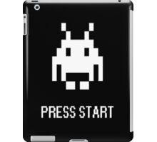 Space invaders design iPad Case/Skin