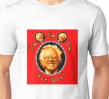 I'm Bernin', I'm Bernin', I'm Bernin' For You! (Red / Black) Unisex T-Shirt