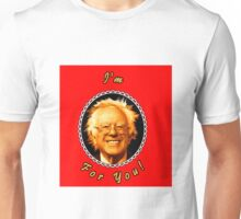 I'm Bernin' For You! (Red / Black) Unisex T-Shirt