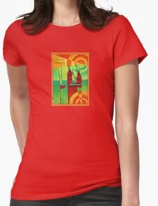 Not All Who Wander Are Lost Chinese Junks On Still Waters T-Shirt