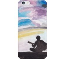 His Song iPhone Case/Skin