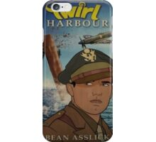 Twirl Harbour Chocolate Bar Funny iPhone Case/Skin