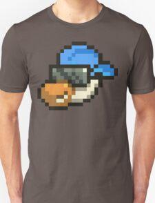 Large Blue Hat Chancy T-Shirt