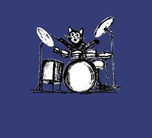 Drummer Cat Unisex T-Shirt