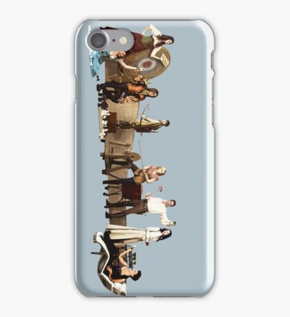 Once Cast Promo iPhone Case/Skin