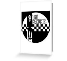THE SANDERS Greeting Card