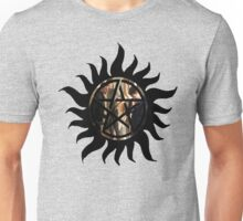 Protection Symbol. spn ed. Unisex T-Shirt