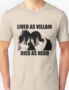 Itachi Tribute T-Shirt