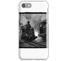 Watching Billy iPhone Case/Skin