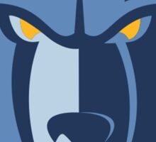 Grizzlies Sticker